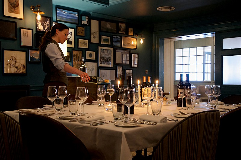 Christmas Day Dining £75 per person