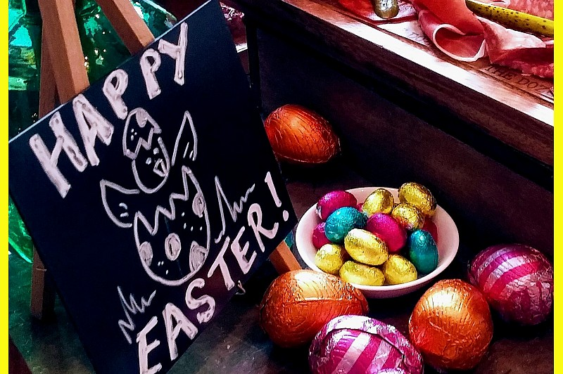 Easter Sunday Lunch £29.95